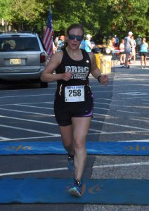 WDF Top Finisher Betsy Lyons